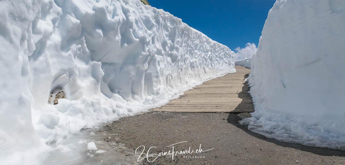 Schneewall Bettmerhorn