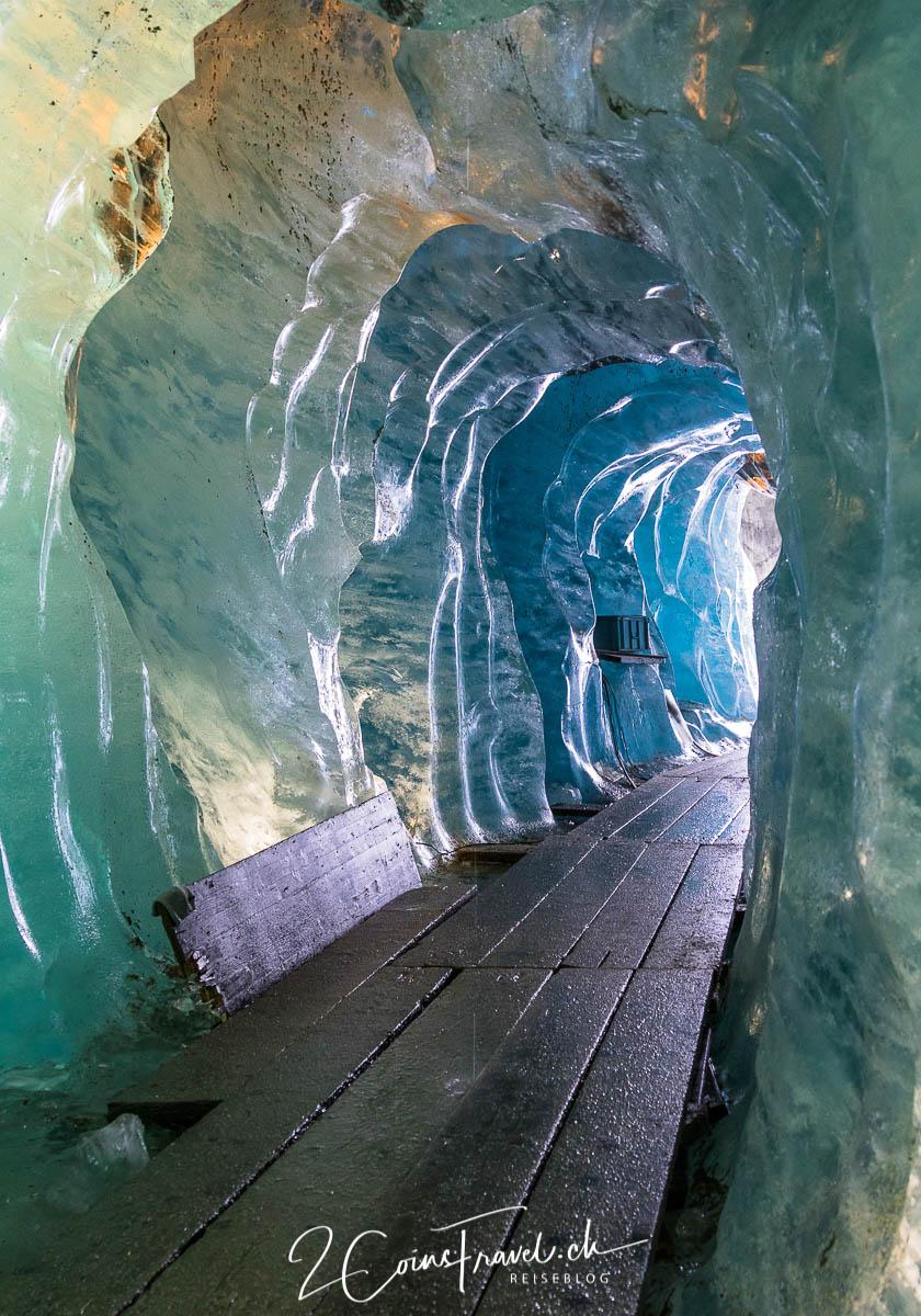Eisgrotte Rhonegletscher