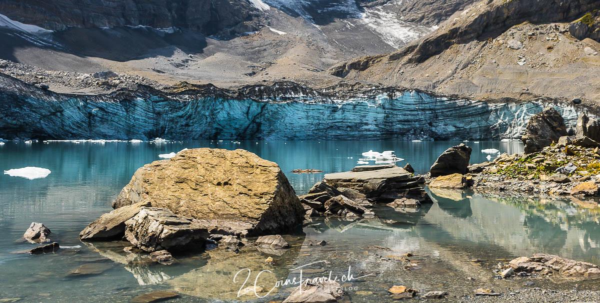 Griesslisee und Gletscher