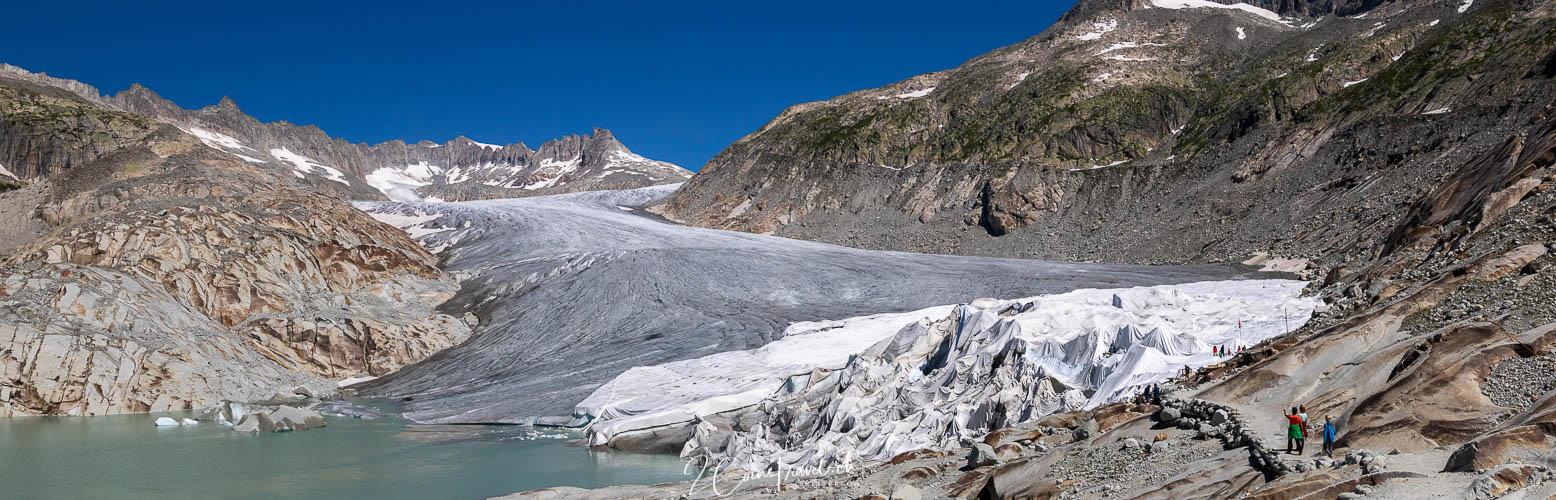 Rhonegletscher Eisgrotte