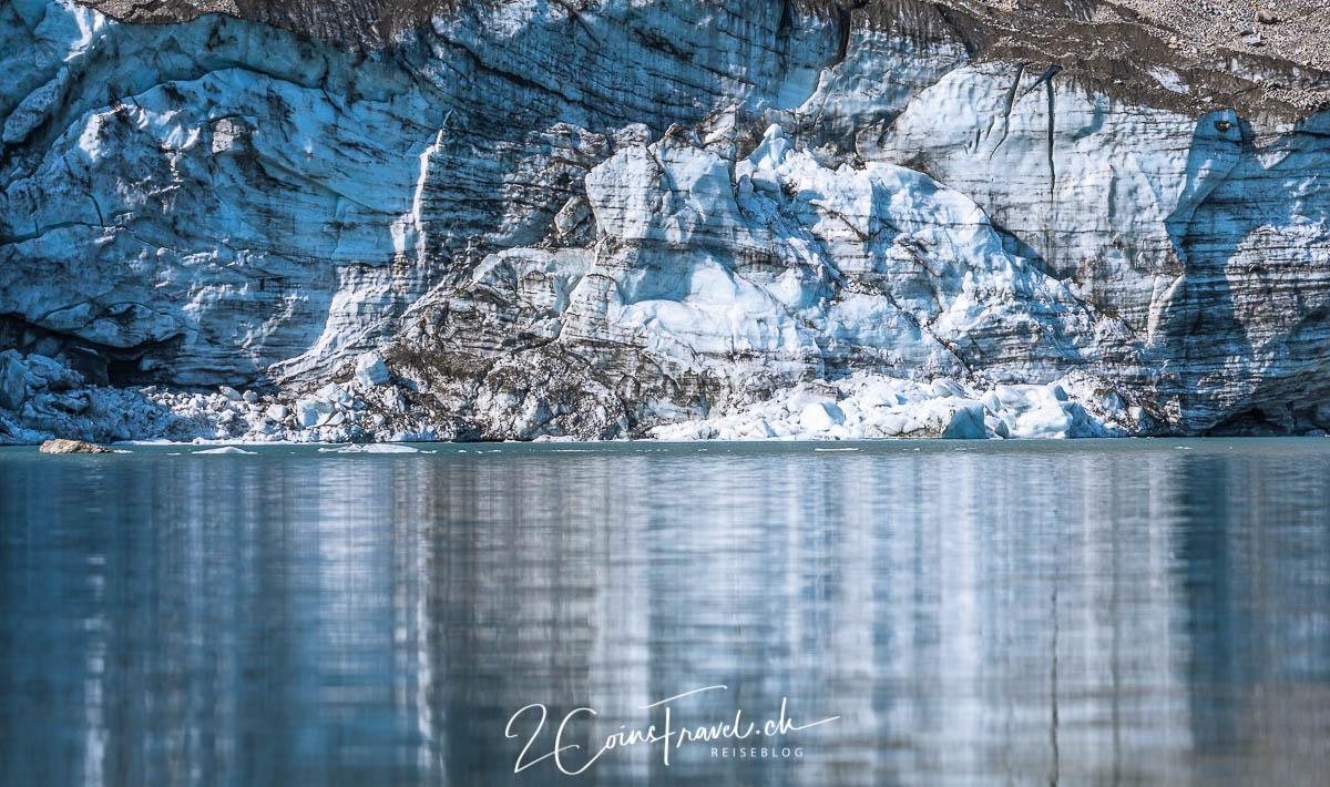 Gletscherfront Griesslisee