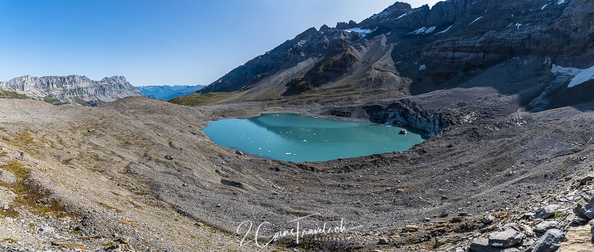 Panorama Gletschersee