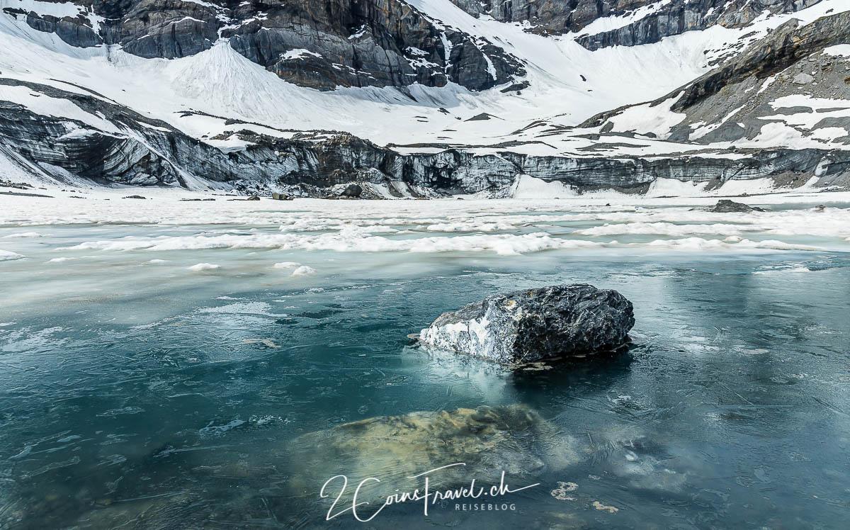 Eis und Stein Gletscher