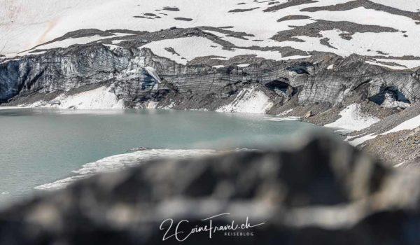 Gletschersee Griesslisee Klausenpass 2021
