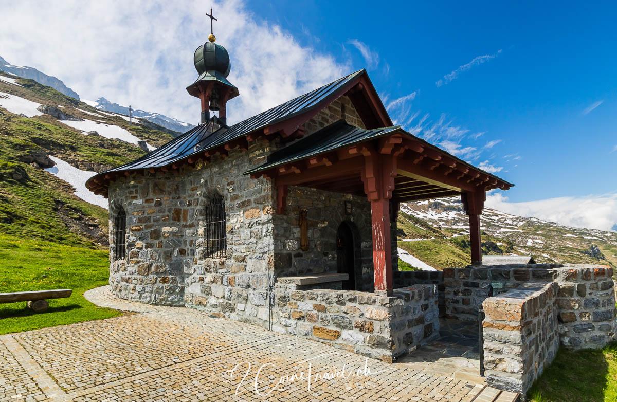 Klausenpass Kapelle
