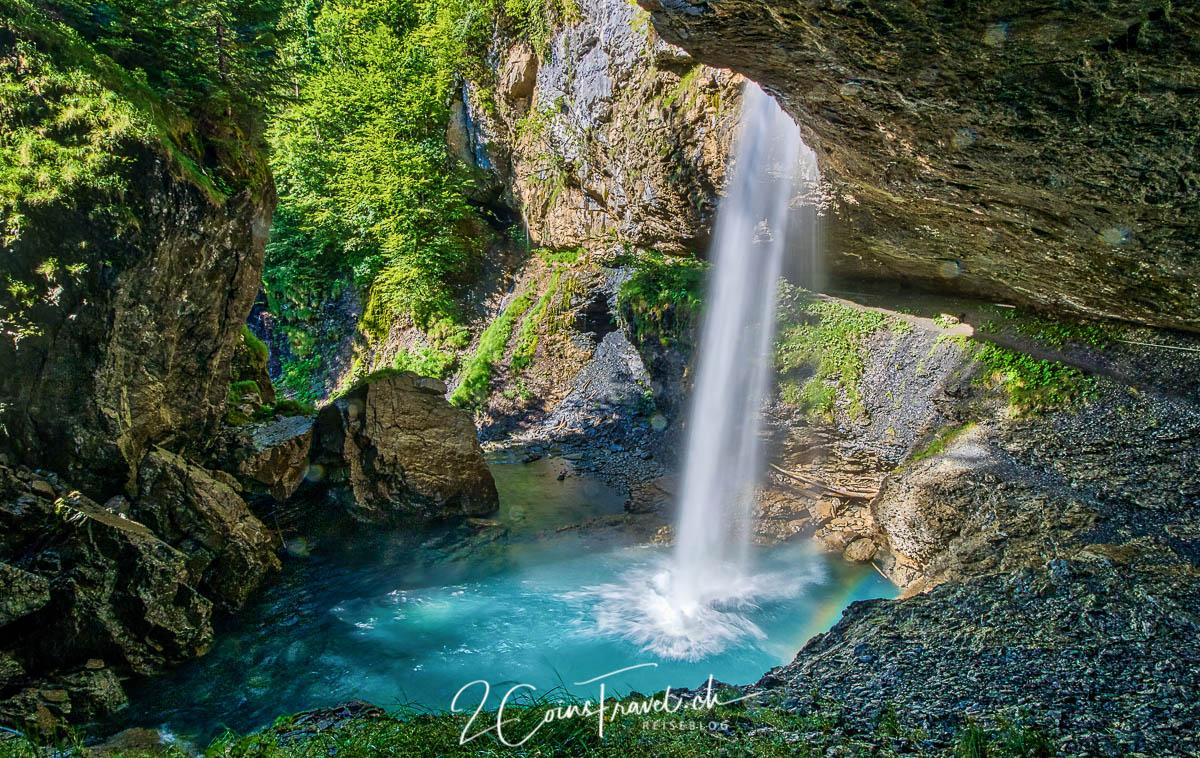 Bergli Stuber Wasserfall