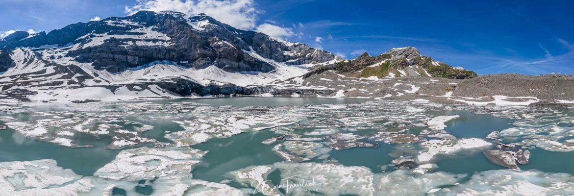 Gletschersee Klausenpass 2021