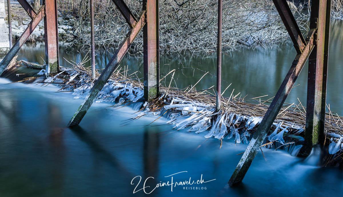 Stauwehr am Greifensee