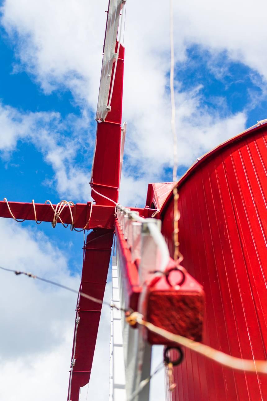 Windmühle São João