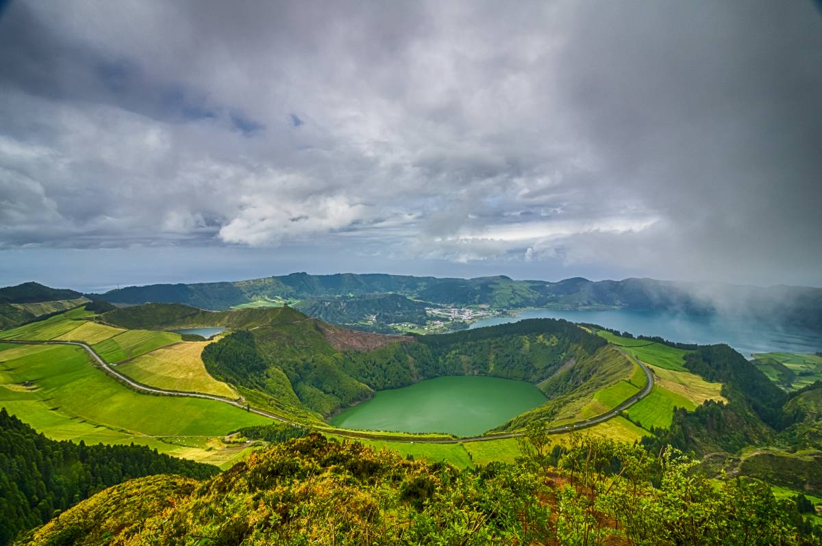 Azoren Insel São Miguel