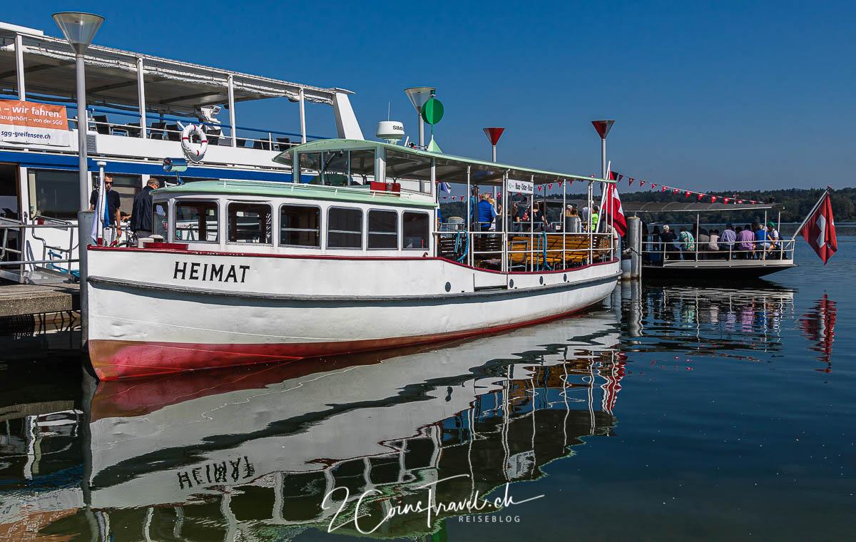 Schiff Heimat in Maur