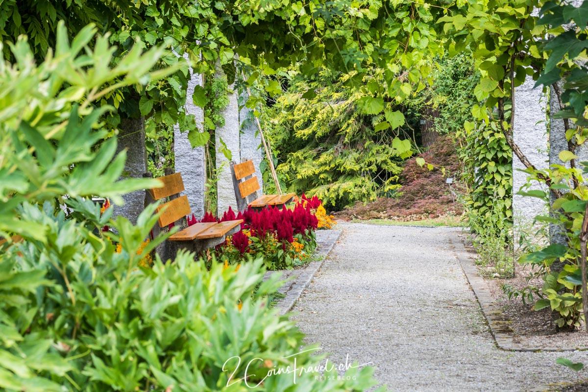Botanischer Garten Grüningen