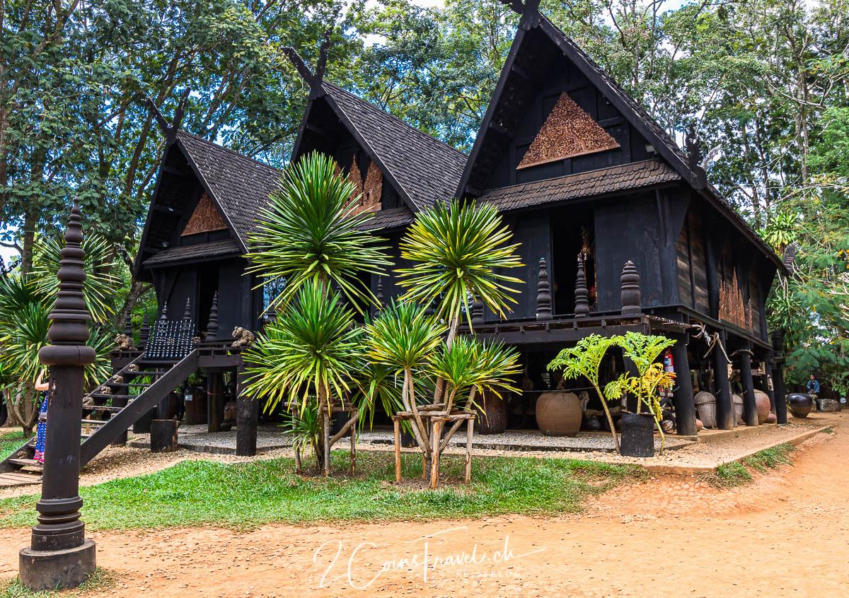 BaanDam Chiang Rai