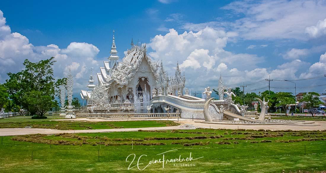 Weiße Tempel
