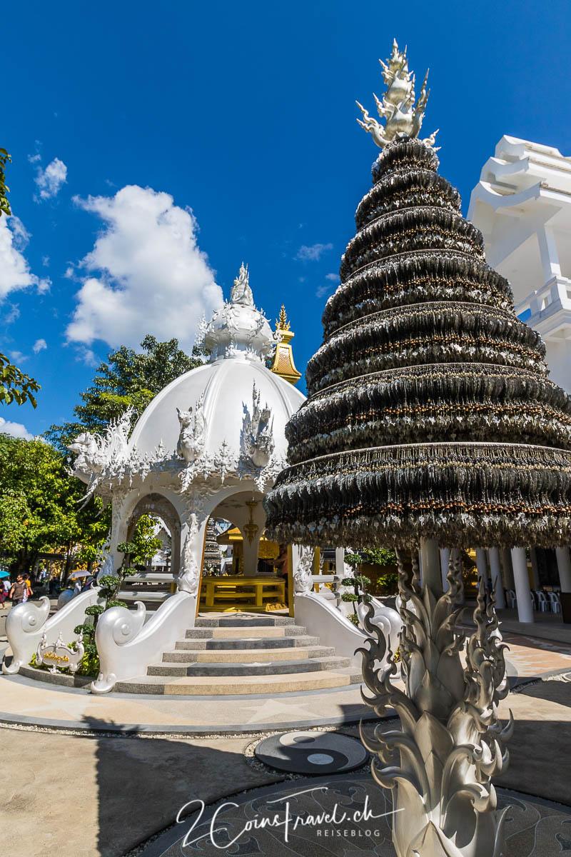 Glücksbrunnen im Weissen Tempel