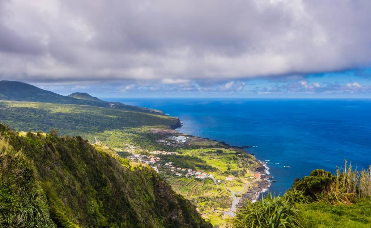 Azoren Insel Faial