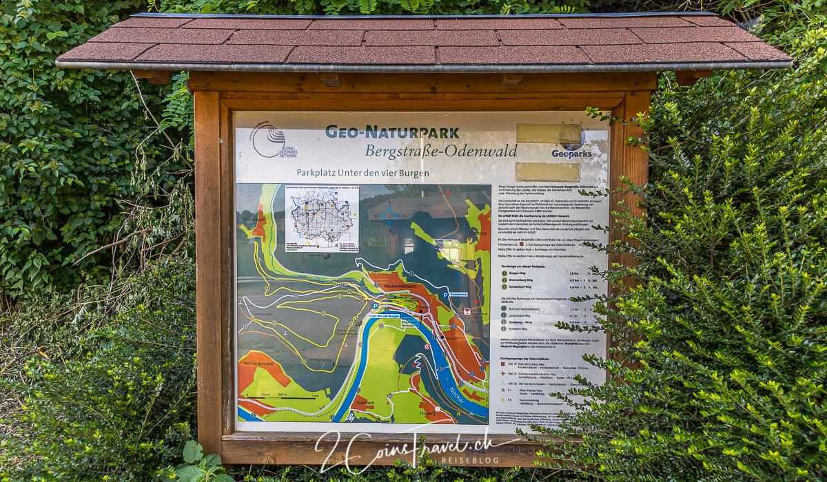 Geo Park Neckarsteinach