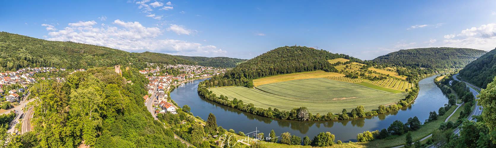 Panorama Hinterburg