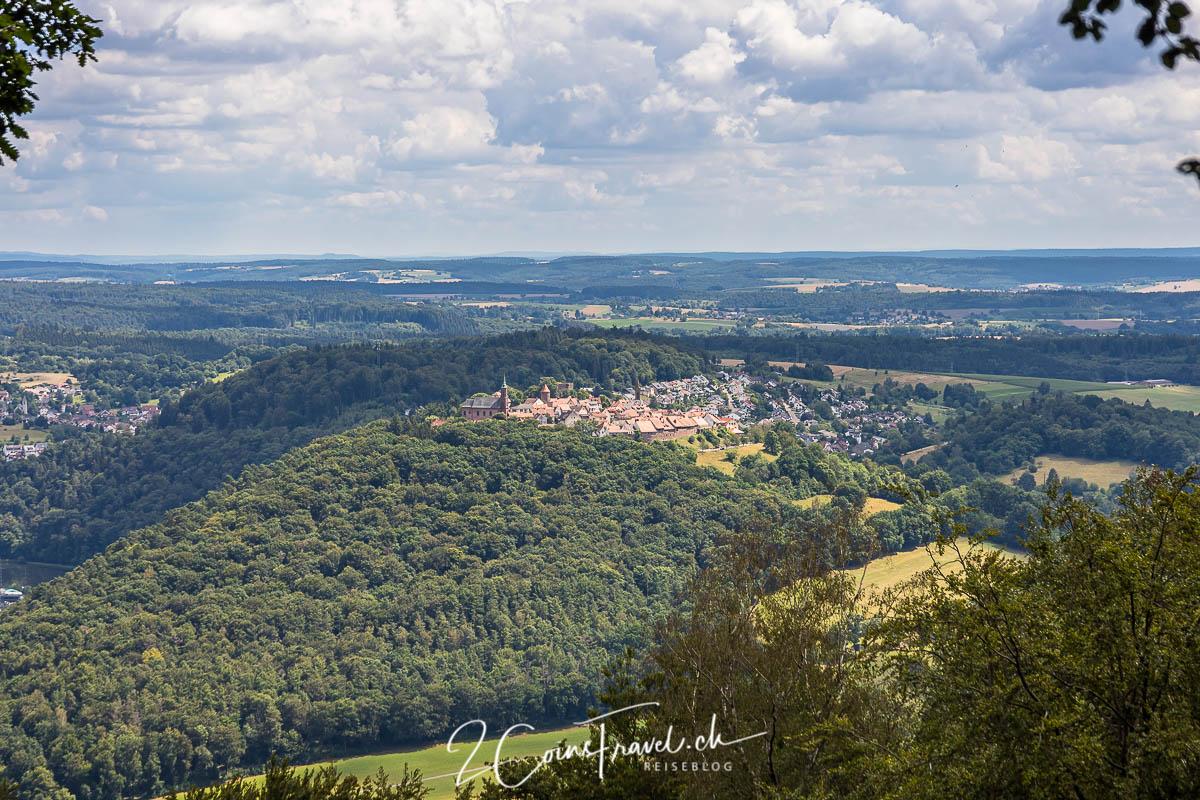 Goetheblick Neckarsteinach