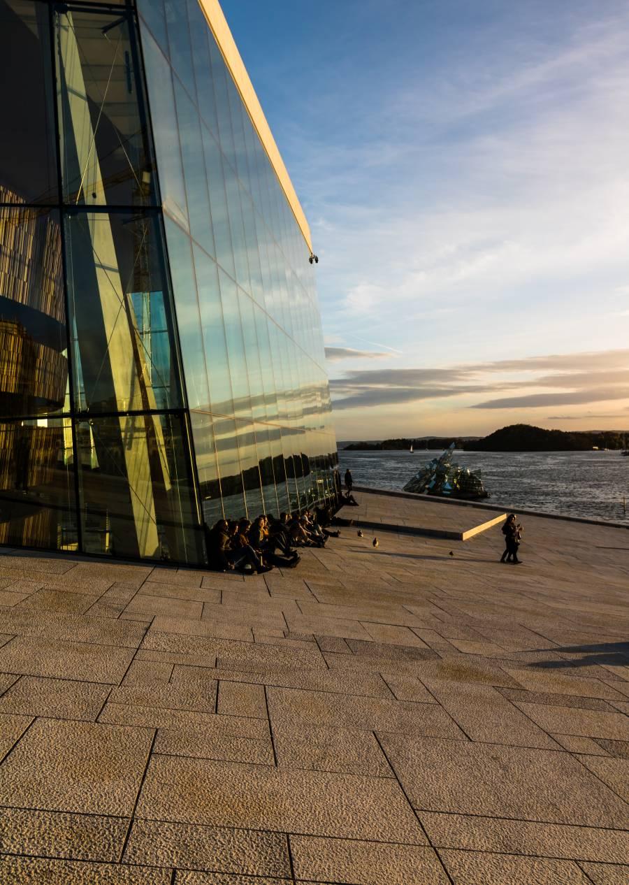Opernhaus Oslo