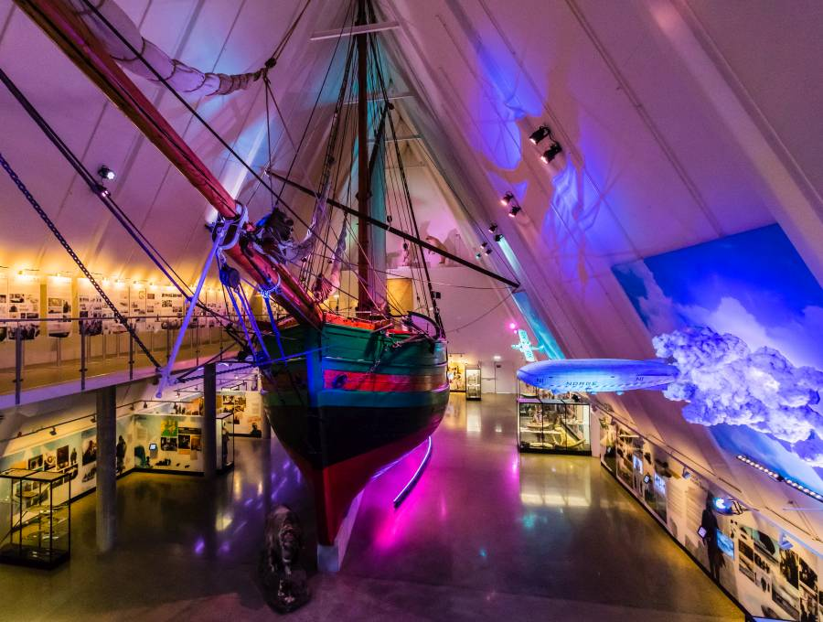 Goja Fram Museum Oslo