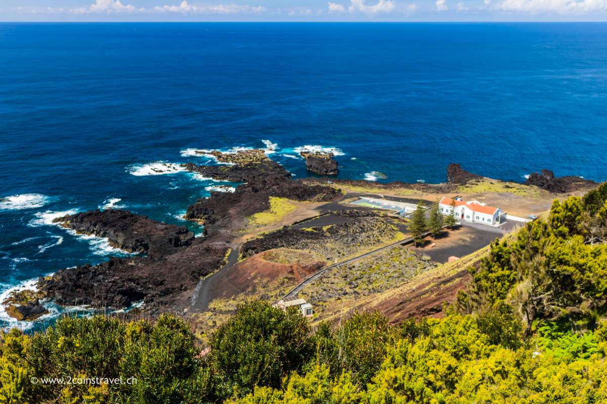 Aussichtspunkt Miradouro da Ilha Sabrina