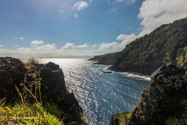 Aussicht von Ponta da Costa