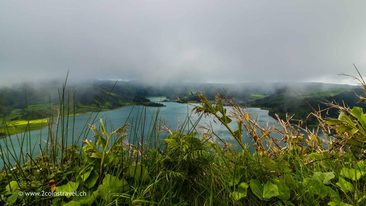 Aussicht vom Miradouro da Cumeeira