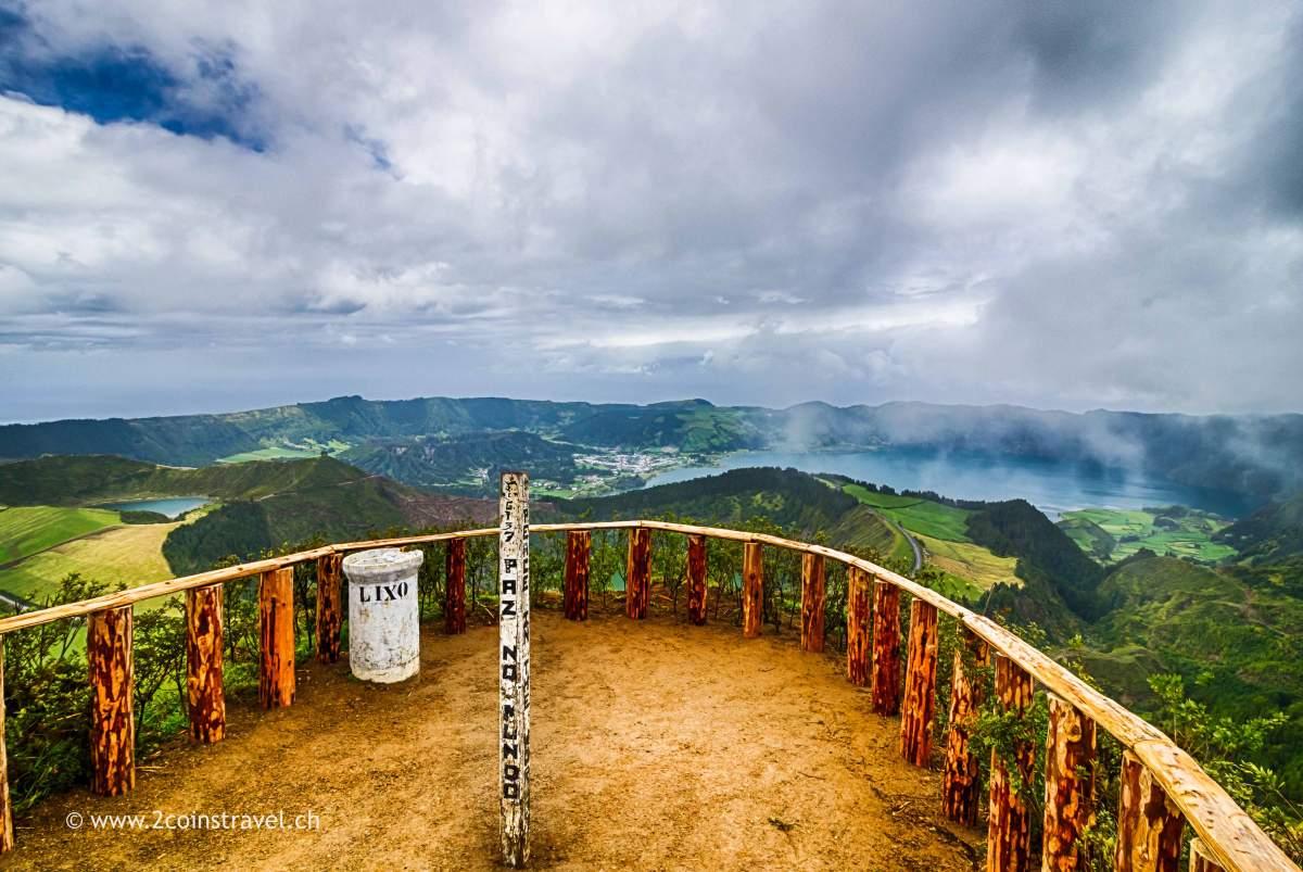 Aussicht vom Miradouro da Boca do Inferno