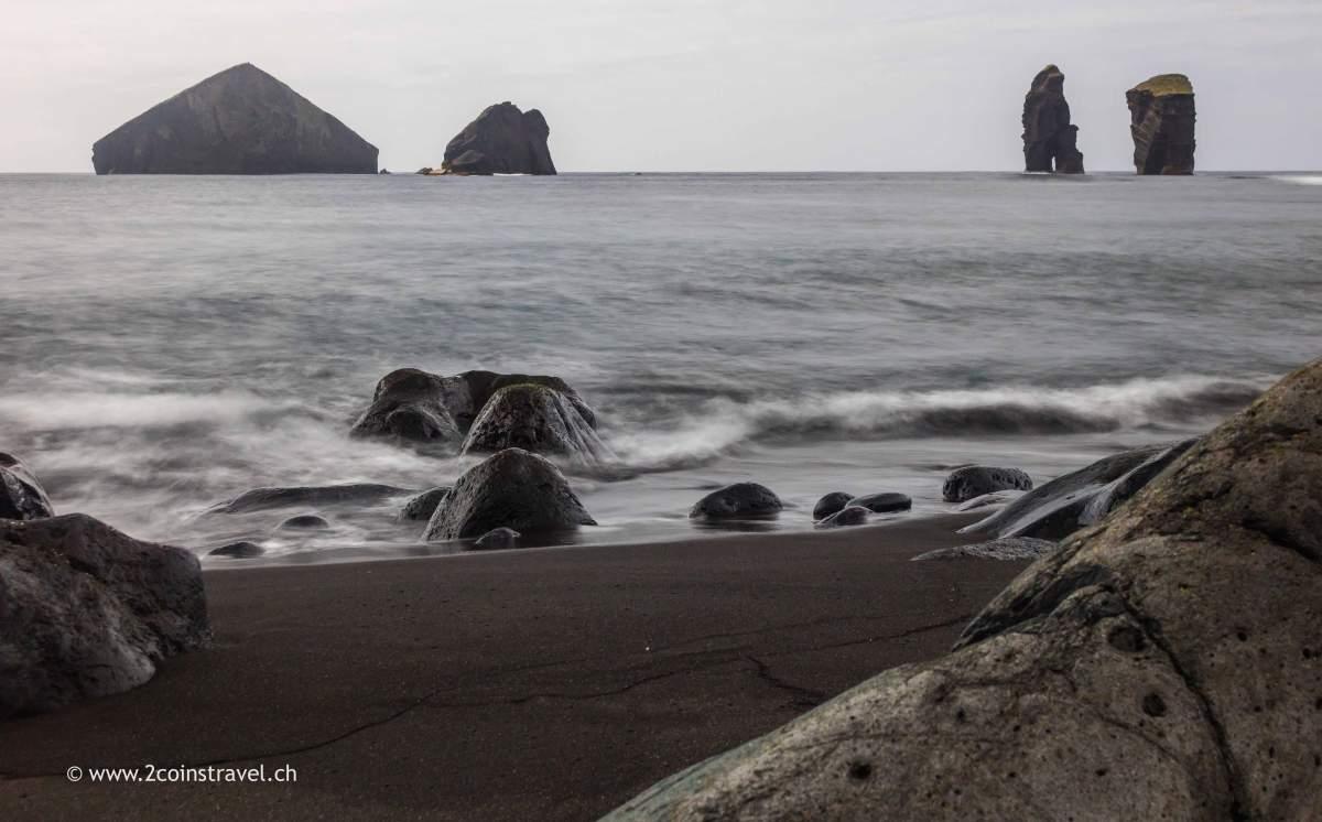 Strand von Mosteiros