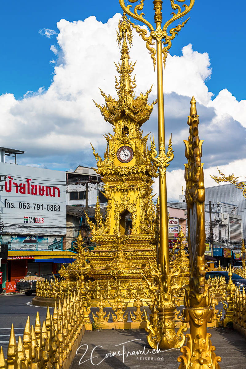 Clock Tower Chiang Rai