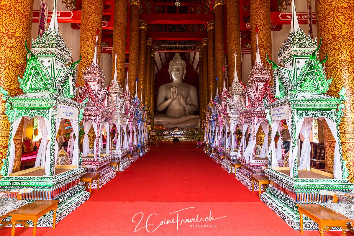 Wat Mangkol Thawararam Chiang Rai