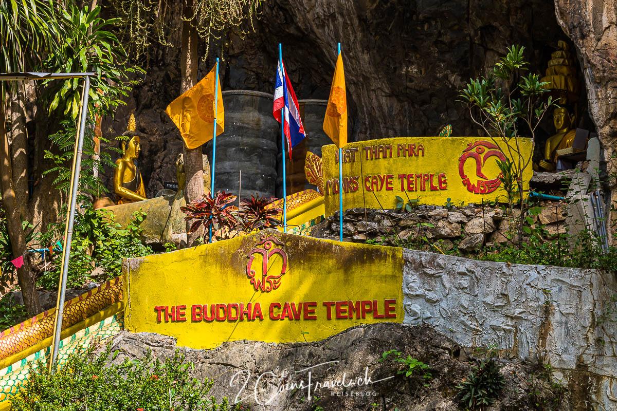 Buddha Cave Chiang Rai