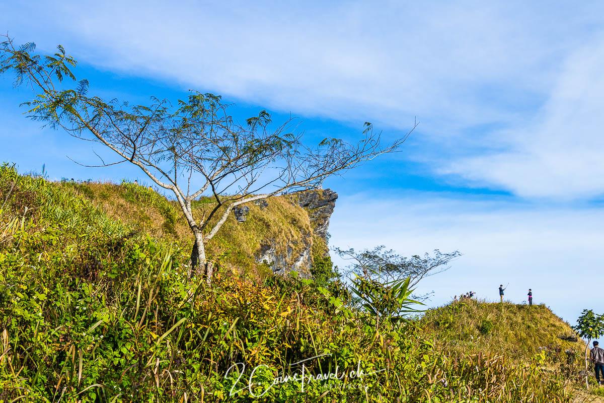 Phu Chi Fa Gipfel