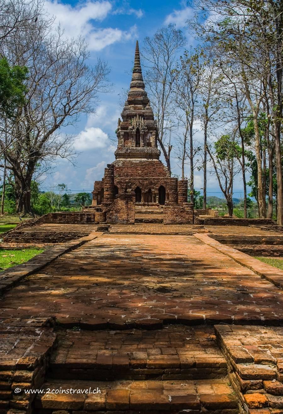 Tempelanlage Chiang Sean