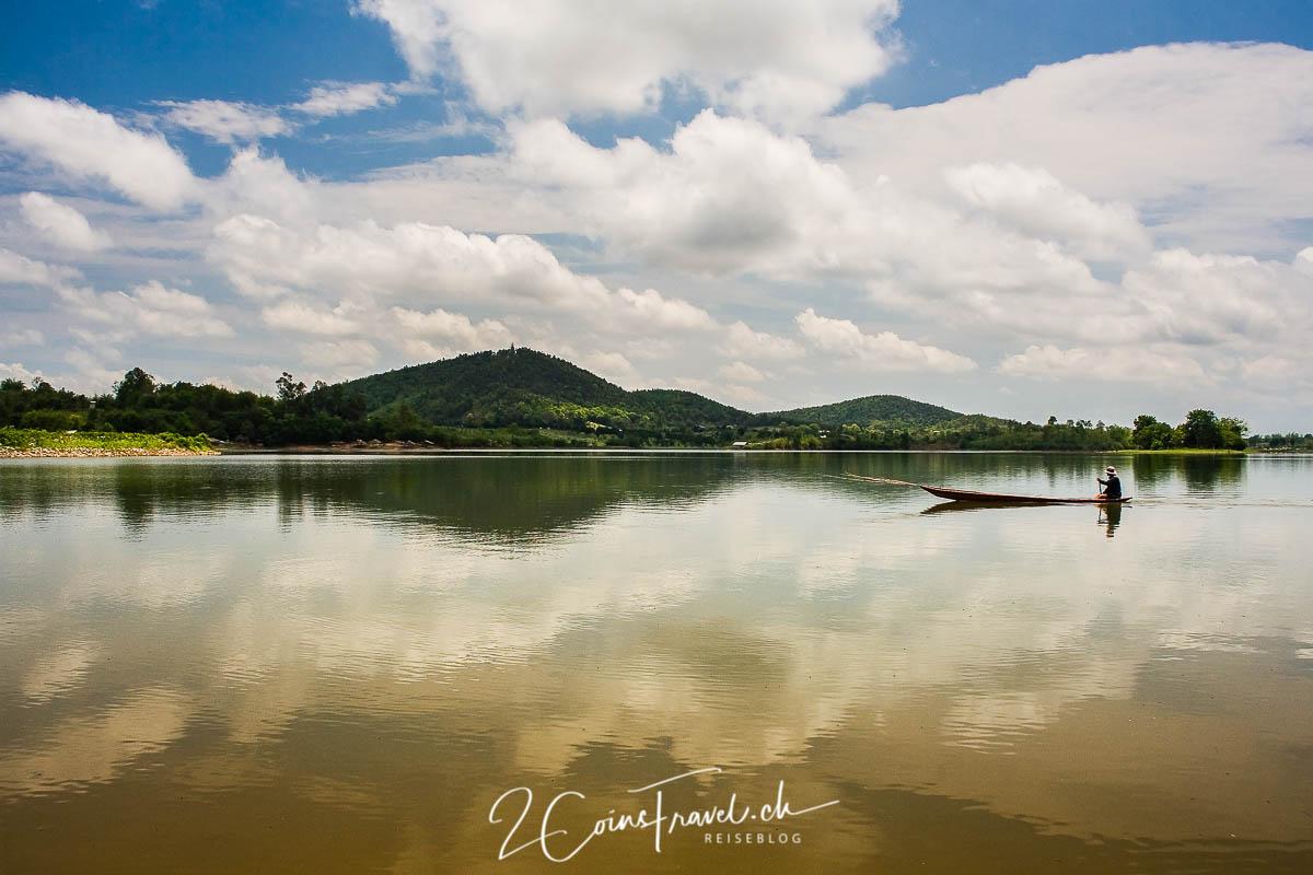 Huai Sak Lake Chiang Rai