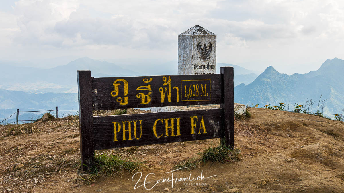 Schild Phu Chi Fa