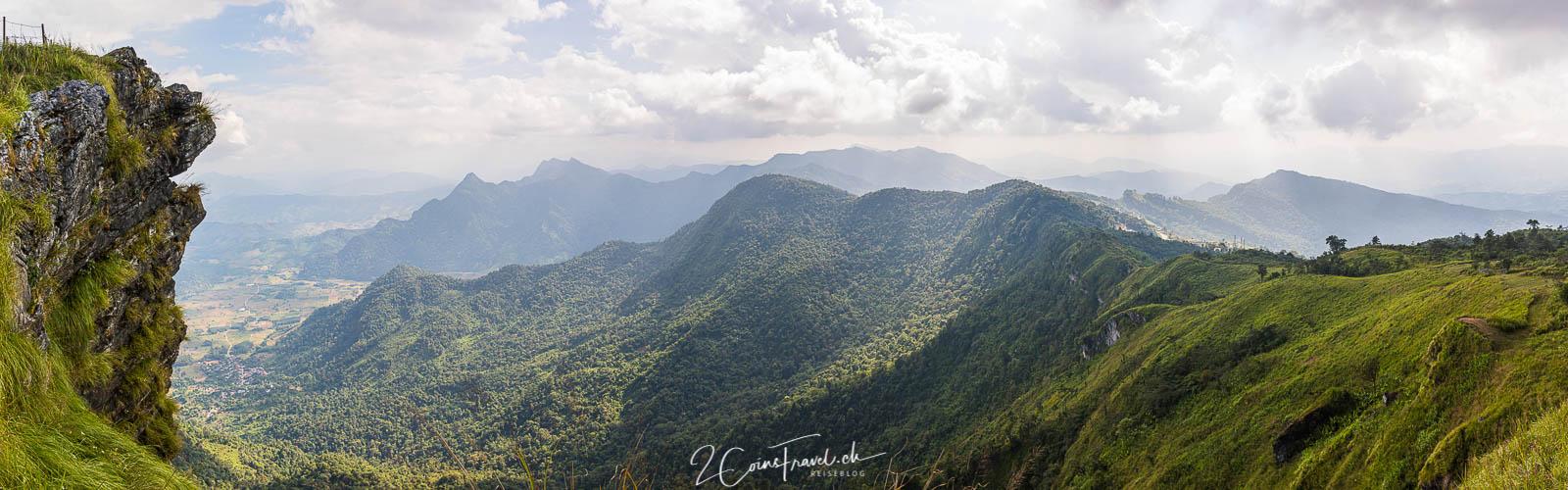 Panorama Phu Chi Fa