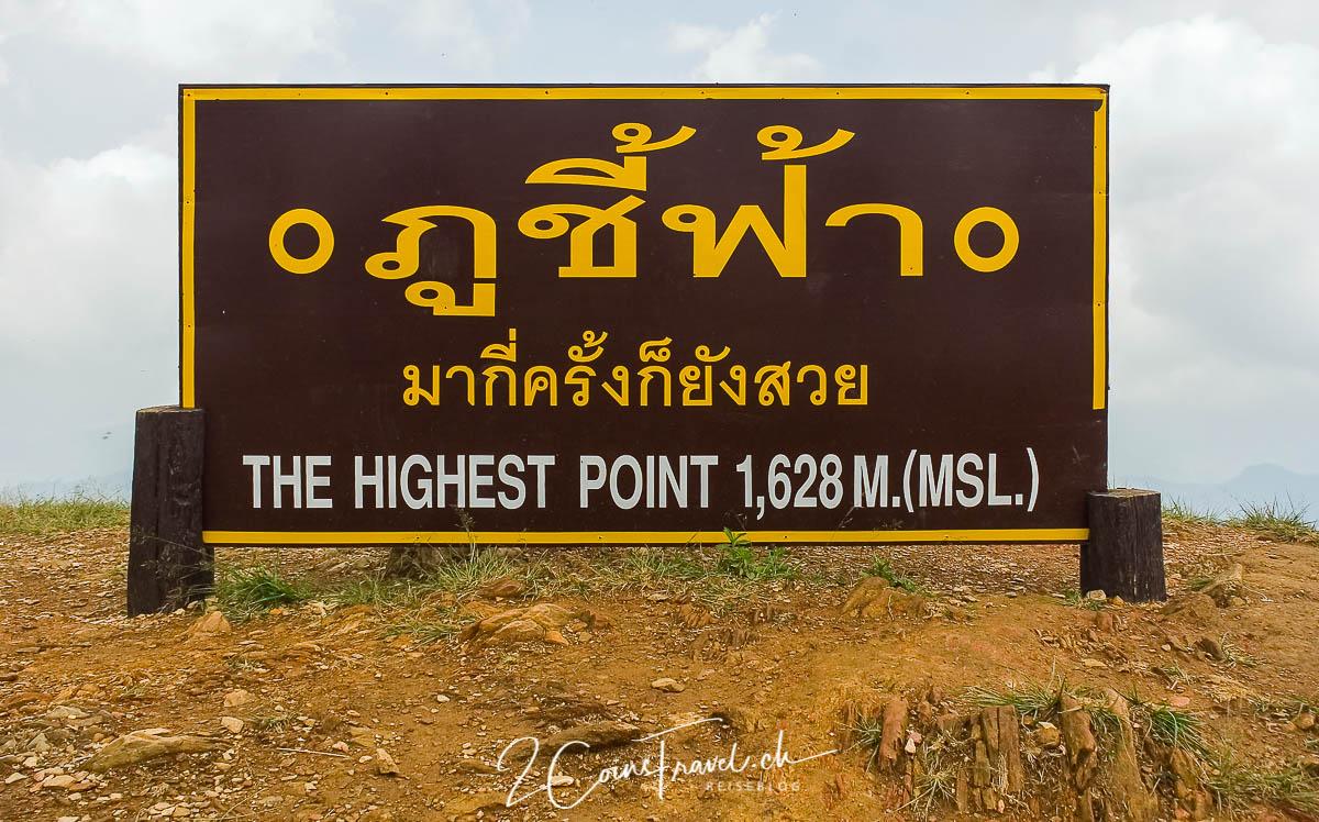 Phu Che Fa Forest Park