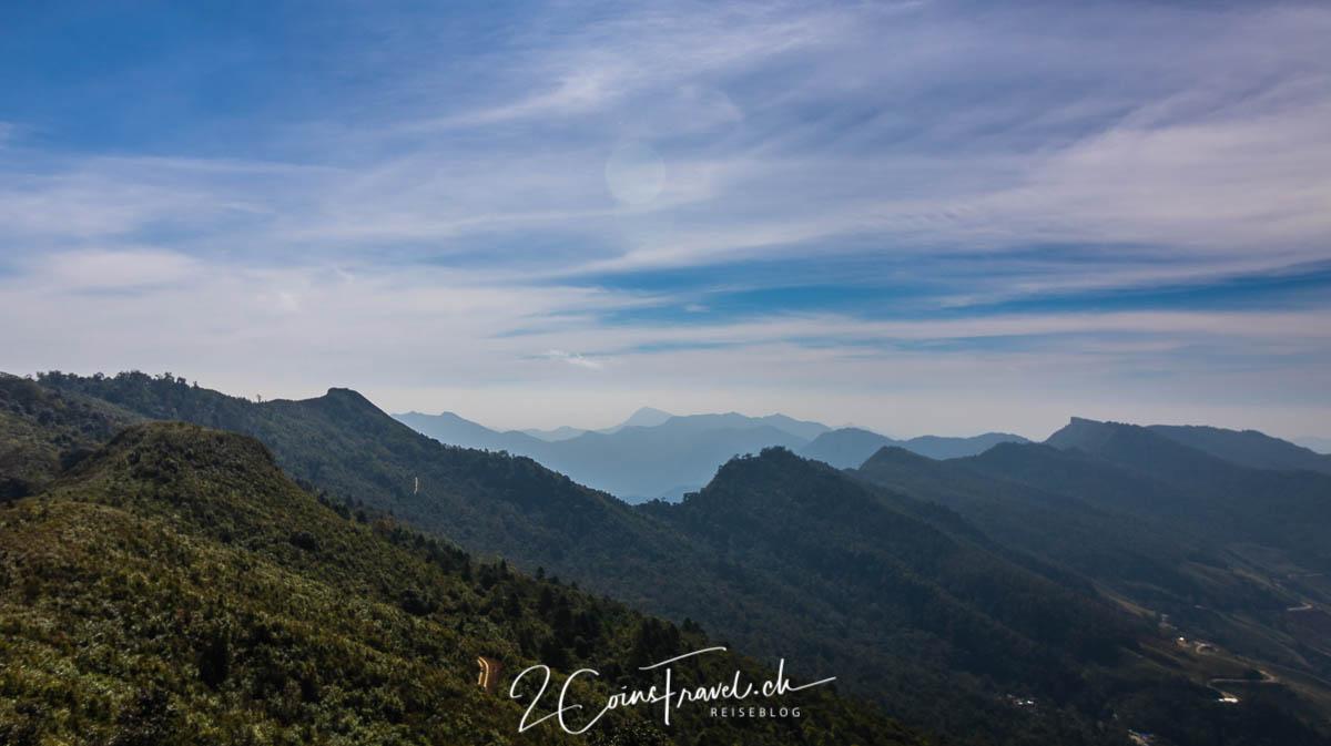 Aussicht Phu Chee Duen