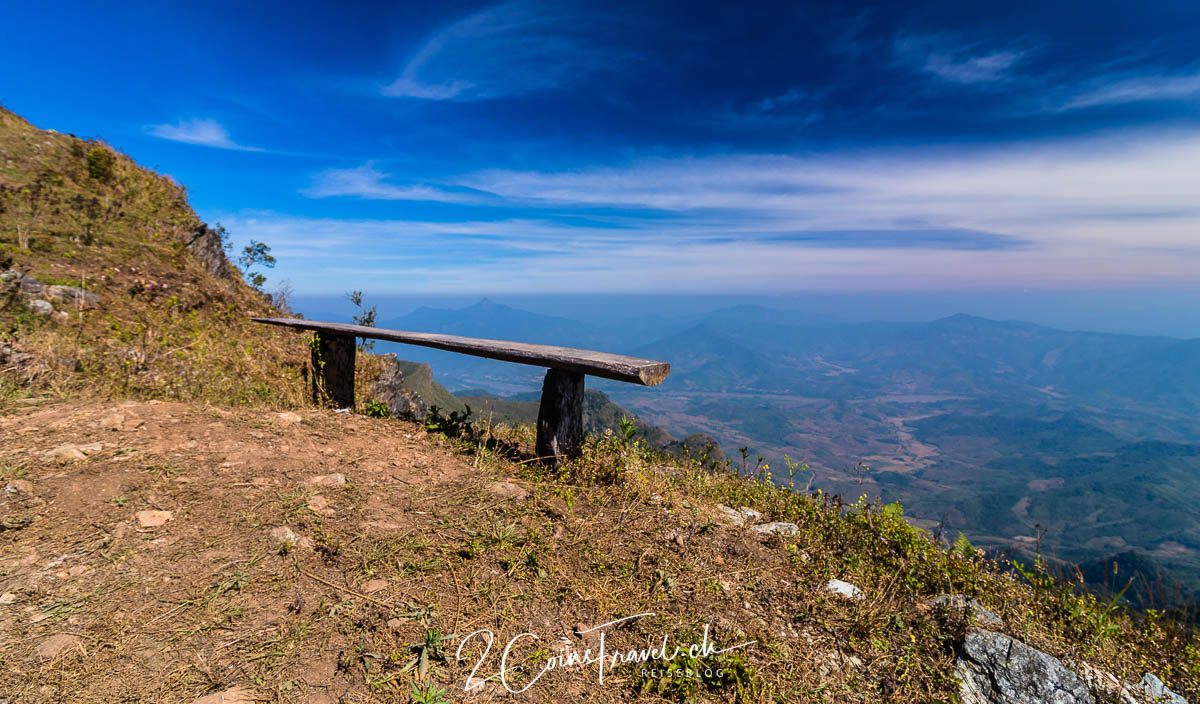 Aussichtspunkt Phu Chee Duen