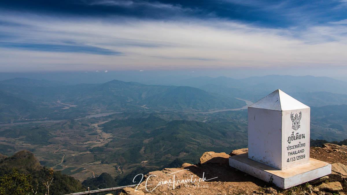 Gipfel Phu Chee Duen