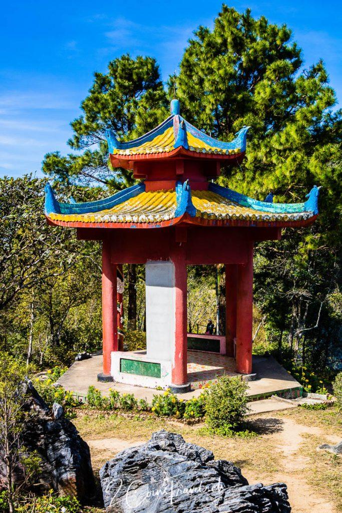 Tempel Doi Pha Dang