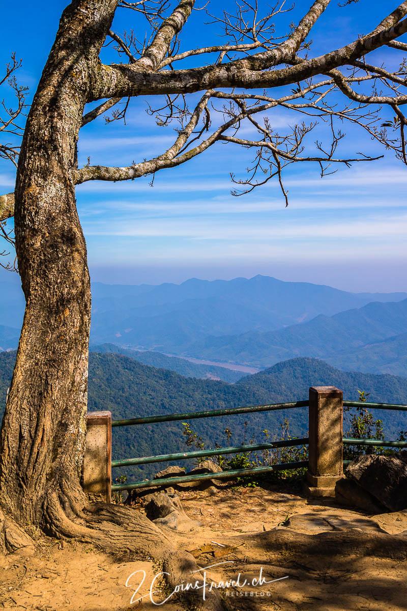 Aussichtspunkt Doi Pha Dang