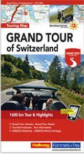 Grand Tour of Switzerland Buch