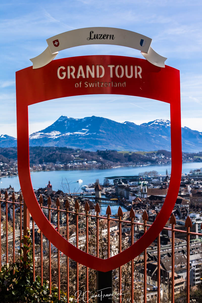 Grand Tour of Switzerland Fotospot Luzern