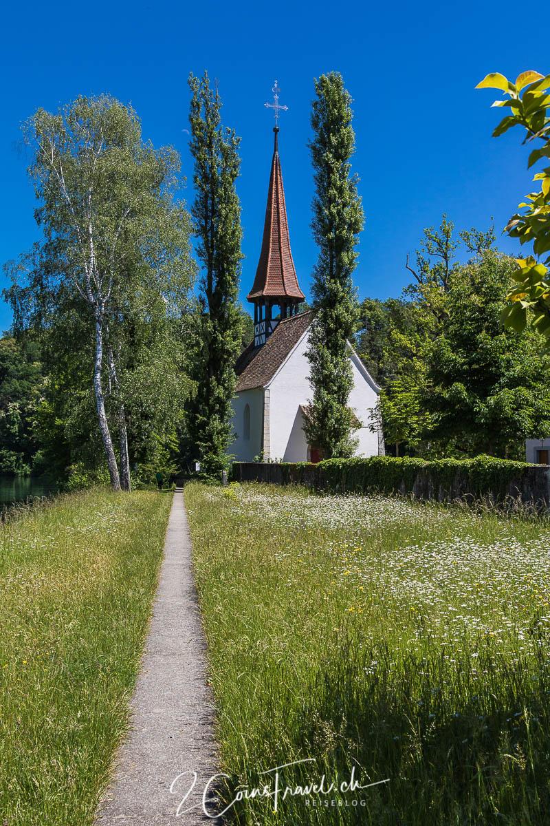 Klostergarten Insel Rheinau
