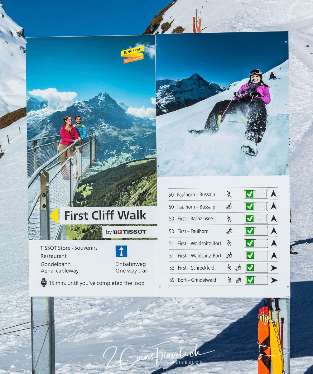 Cliff Walk First