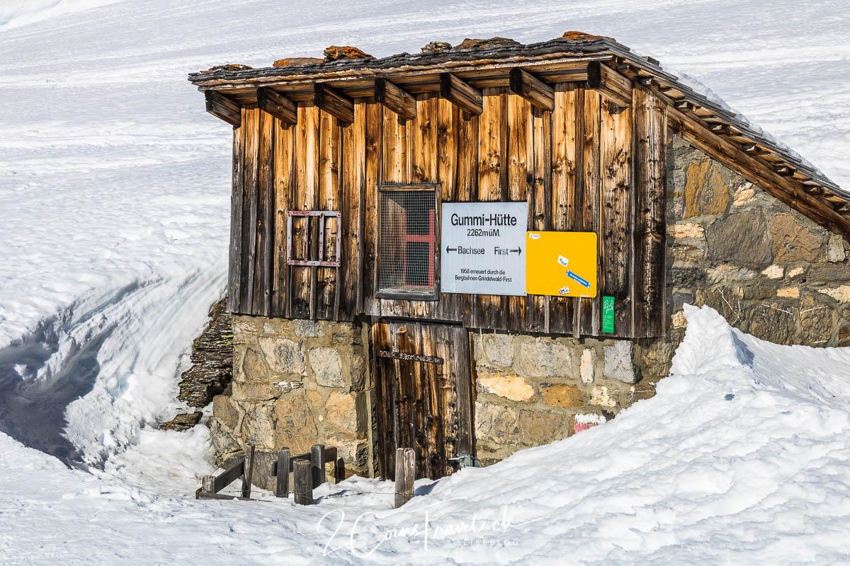 Gummi Hütte