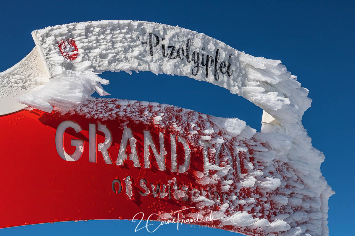 Grand Tour of Switzerland Foto Spot Pizol